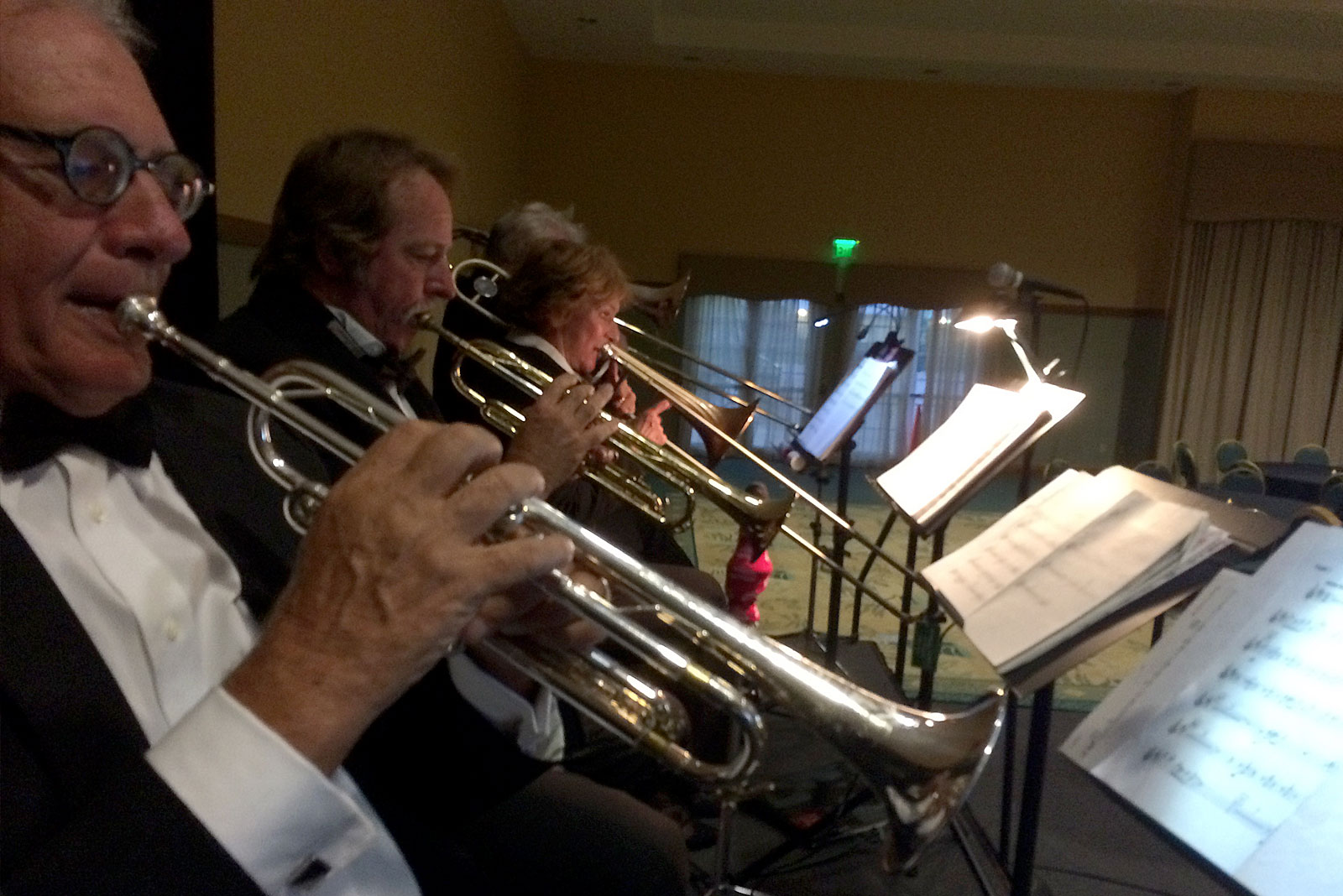 The Jazz Ambassadors Big Band of The Treasure Coast